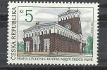 CZECH REPUBLIC 1993  - PRAHA CHURCH - MNH MINT NEUF NUEVO - Neufs