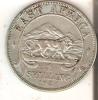 MONEDA DE PLATA DE EAST AFRICA DE 1 SHILLING DEL AÑO 1941  (COIN) SILVER,ARGENT. - British Colony
