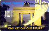 GHANA-One Nation One Future-2001-03-tir.620.000 - Ghana