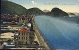 BRAZIL RIO DE JANEIRO AVENIDA ATLANTICA  OLD POSTCARD 1930 - Rio De Janeiro