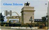 GHANA-Indipendence Square Accra-2001-08- Tir.150.000 - Ghana