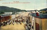 PERU LIMA  LA REVOLUCION EN 1895. ENTRADA DEL CORONEL ORE  EDUARDO POLACK-SCHNEIDER No.78. OLD POSTCARD - Peru