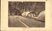 TRINIDAD DRYING COCOA WATERMAN THE HATTER OLD POSTCARD 1913 - Trinidad