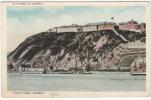 Québec - Vintage - Original - La Citadelle 1921 - Written - Québec - La Citadelle