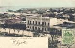 URUGUAY SALTO R.O. VISTA DEL CERRO LIBRERIA AURELIO CUENCA  OLD POSTCARD 1902 - Uruguay