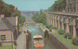 Locks - Écluses - Rideau Canal - Boat Bridge Pont Bateau - Ottawa Ontario - VG Condition - Ottawa