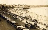 AMERICA URUGUAY  MONTEVIDEO PHOTOGRAPHS  AUTOMOTIVE  - CARS OLD POSTCARD 1925 - Uruguay