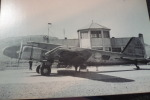 WESTERN AIRLINES  BOEING B 247   NC13337