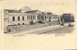 AMERICA URUGUAY  MONTEVIDEO CARCEL PENITENCIARIA JOAQUIN TESTASECCA  OLD POSTCARD BEFORE 1904 - Uruguay