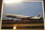 TRANS ARABIAN AIR TRANSPORT   B 707 349C   ST ALK  SCHIPOL AIRPORT 1989 - 1946-....: Ere Moderne