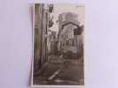 AJACCIO - Vieille Ville, Rue Des Anciens Fossés, 1954 - Ajaccio