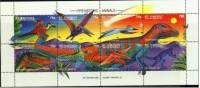 SAINT VINCENT Grenadines Animaux Prehistoriques. (YVERT 2088/95)  **Faune Préhistorique Prehistoric Animals - Prehistorics