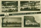 CP.  MAGDEBURG.  INTERHOTEL INTERNATIONAL.  JACOBSTRASSE. KARL  MARK  STRASSE - Magdeburg