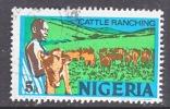 Nigeria 294   (o)  CATTLE - Nigeria (1961-...)