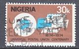 Nigeria 323   (o)  U.P.U. - Nigeria (1961-...)