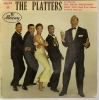 """45 Tours EP - THE PLATTERS   -  MERCURY 14179 -   """" MY PRAYER """" +  3 ( 3ème Pochette Label VERT Dos Différent ) - Vinyles"""