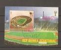 Football Soccer Bloc Feuillet Oblitéré Ref 111 Guinée Equatoriale ARGENTINA 78 - Football