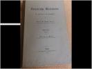 Lateinische Wortkunde 1902 Strasbourg College St Etienne - Livres, BD, Revues