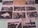 CARNET DE 10 CARTES PF  9X6  DE BELLE ILE EN MER ..VU PAR LOIC... - Belle Ile En Mer