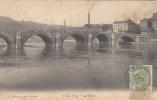 Huy - Le Pont (anciennes Cheminées D'usines) - Huy