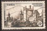 FR 1099 Château D´ Uzés1957 - France