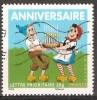 FR 4081  Anniversaire  Sylvain Sylvette 2007 - France