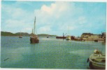 CPA ANTIGUA B.W.I. ST JOHN Harbour 60´ 70´ - Antigua Und Barbuda