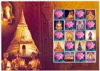 THAILAND - WAT BAWONNIVEDVIHAN - SPECIAL OFFER 50% OFF - MNH ** - Thailand