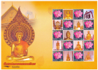 THAILAND - WAT CHANASANGKHRTAM - SPECIAL OFFER 50% OFF - MNH ** - Thailand