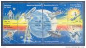 USA-1892TTSC.Espacio.viaj Es   Espaciales .USA .VEHICULOS ESPACIALES.  .LUJO - Transporte