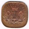 FRANCE : Nécessité : NEUILLY Sur SEINE : 20 Cts 1918 - ESSAI - Monetary / Of Necessity
