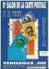 CPSM 69 VENISSIEUXsalon 1992 - Bourses & Salons De Collections