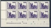 DDR Michel Nr. 3351 ** postfrisch MNH / DV Druckvermerk