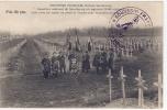 CPA 57 - SARREBOURG-Souvenir Français - Section Sarrebourg -Cimetière National (animée) - Sarrebourg