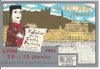 CPSM  69 LYON   Salon 1984 Illustration P Hamm - Bourses & Salons De Collections