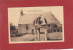 CPA - LOCMINé - Chapelle Et Fontaine De La Vraie Croix - Locmine
