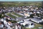 [87] Haute-Vienne > Bellac Stade Et Piscine Vue Aerienne - Bellac