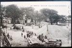 SENEGAL KAOLACK IMPORTANTE ESCALE SUR LE SALOUM FORTIER TIMBRE SENEGAL ET DEPENDANCES 1900 - Senegal