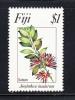 Fiji MNH Scott #498 $1 Amylotheca Insularum - Flowers - Fidji (1970-...)