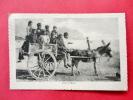 Carro  Siciliano - Ca 1910== ==   == ---ref 583 - Unclassified