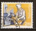 (B) - Schweiz 1992 - MI.NR. 1463 O - KOCH - Berufe
