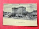 - New Jersey > Atlantic City   New Chalfonte  Hotel  Ca 1910--== ---ref 585 - Atlantic City