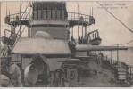 BREST ( Tourelle Avant D' Un Croiseur ) - Guerra