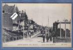 Carte Postale 76. Sainte-Adresse  Le Havre  Avenue Reine Elisabeth Trés Beau Plan - Sainte Adresse