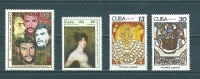 Cuba: PA 264 + 275 + 300/ 301 ** - Poste Aérienne
