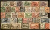 LOTE DE SELLOS SENEGAL Y MARRUECOS FRANCES - Stamps