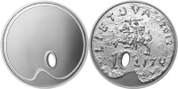 "Lithuania 10 Litu 2012 ""Dedicated To Fine Arts"" Silver PROOF - Litouwen"