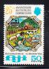 Fiji MNH Scott #326 50c Economic Growth - 25th Anniversary Of South Pacific Commission - Fidji (1970-...)