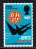 Fiji MNH Scott #327 10c South Pacific Festival - Fidji (1970-...)