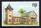 Fiji MNH Scott #424 $2 Baker Memorial Hall - Architecture - Fidji (1970-...)